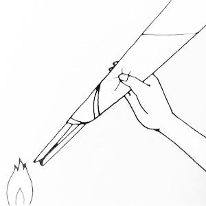 根焼き画像